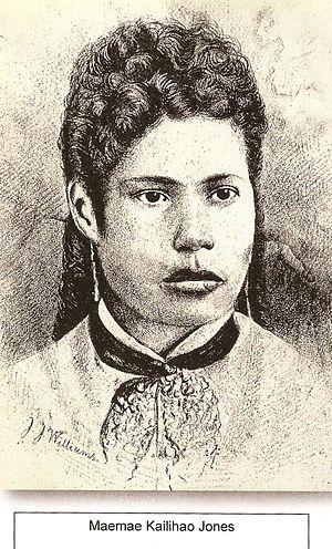 W. Claude Jones - Ma'ema'e Ka'ilihao