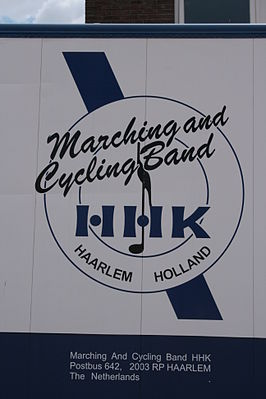 Marching and Cycling Band HHK