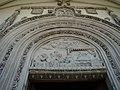 Madrid iglesia Jeronimos timpano ni.jpg