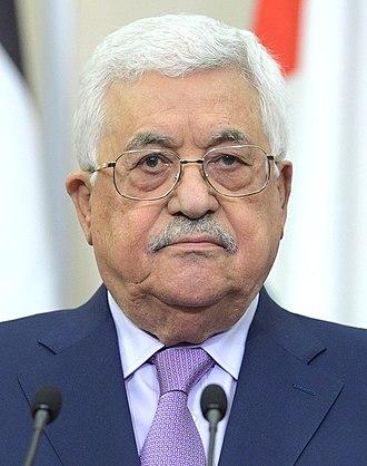Mahmoud Abbas - Image: Mahmoud Abbas May 2017