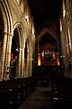 Main Avenue Inside Hexham Abbey - panoramio.jpg