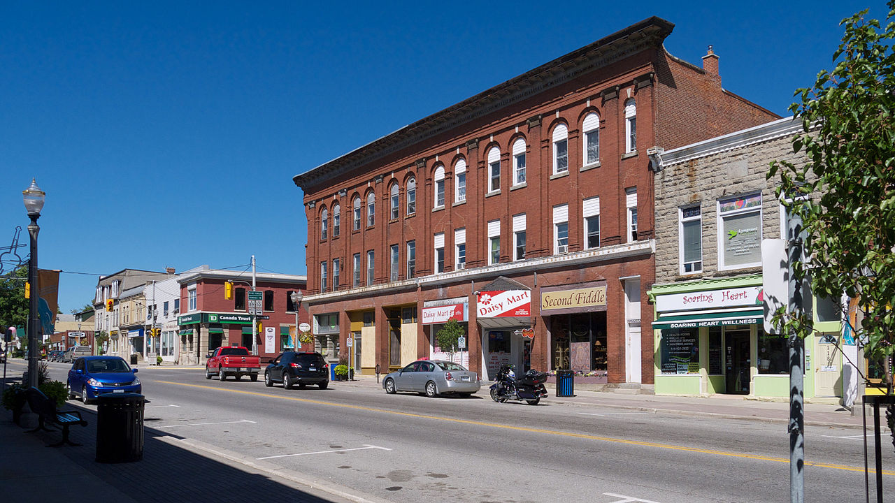 Grand Valley Ontario Hotels