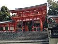 Main gate of Yasaka Shrine 2.JPG