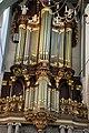 Main organ of the Sint Jans church Gouda. It was built in 1735 by Francois Moreau - panoramio.jpg
