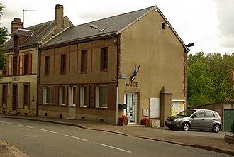 Luigny - Town hall