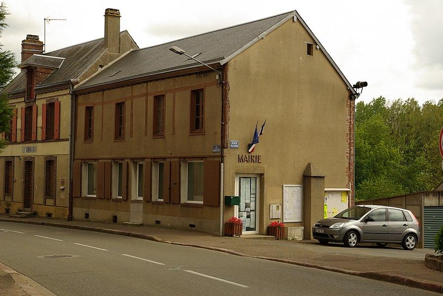 Gemeentehuis van Luigny