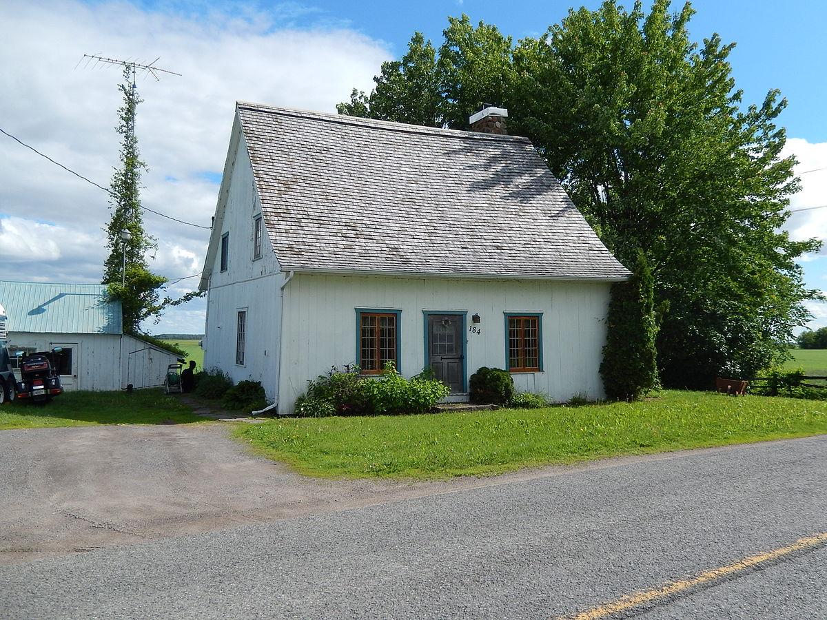 Maison doucet maskinong wikip dia - Canada maison a acheter ...