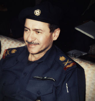 Alwan Hassoun Alwan al-Abousi - Major General Alwan Al-Abousi