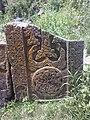 Makravank Monastery (khachkar) (245).jpg