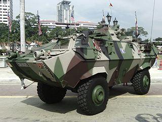Condor (APC) armoured personnel carrier