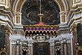 Malta - Mdina - Pjazza San Pawl - St. Paul's Cathedral in 25 ies.jpg