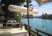 Prenses Hotel Side  Antalya Plaji