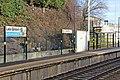 Manchester-bound platform, Lea Green railway station (geograph 3818936).jpg