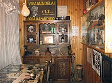 Il Mandela Family Museum a Soweto.