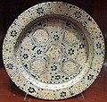 Manises, piatto con lustro metallico, 1440-60 ca. 01.JPG