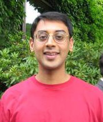 Indian Americans - Manjul Bhargava, Professor of mathematics at Princeton University and winner of Fields Medal, 2014