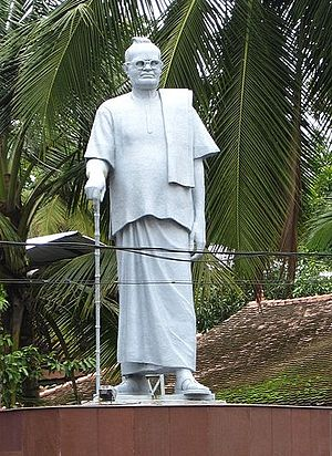Nair Service Society - Mannathu Padmanabha Pillai, social reformer, a freedom fighter and the founder of the Nair Service Society