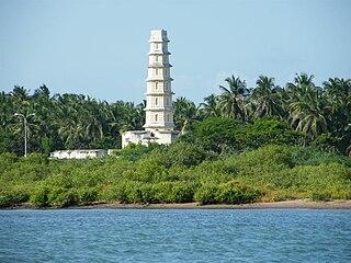 Pattukkottai Town in Tamil Nadu, India