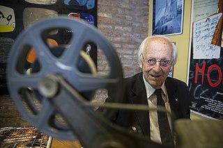 Manuel Antín Argentine film director