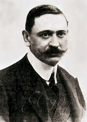 Spanish general election, 1920 - Image: Manuel García Prieto