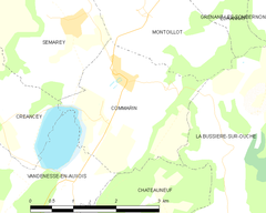 Map commune FR insee code 21187.png