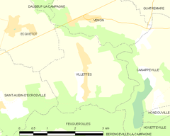 Map commune FR insee code 27692.png
