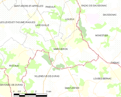 Map commune FR insee code 33269.png