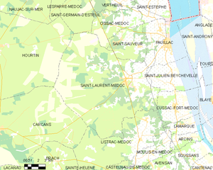 Map commune FR insee code 33424.png