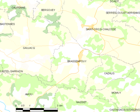 Map commune FR insee code 40054.png