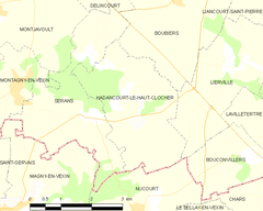 Map commune FR insee code 60293.png