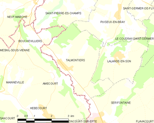 Map commune FR insee code 60626.png