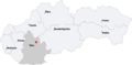Map slovakia zlate moravce.png