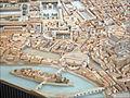 Maquette de Rome (musée de la civilisation romaine, Rome) (5911809378).jpg