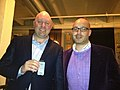 Marc Andreessen and Alexander Marten in Palo Alto talking about the mad technology.jpg