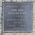 Maria Juana Guesalaga Echaide - Stolpersteine.jpg
