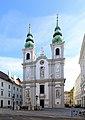 Mariahilf - Kirche, Mariahilferstraße 55-57.JPG