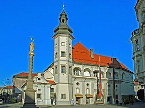 Maribor Castle - Image: Maribor Grad 20070107