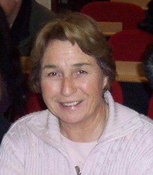 Marielle Goitschel - Image: Marielle Goitschel