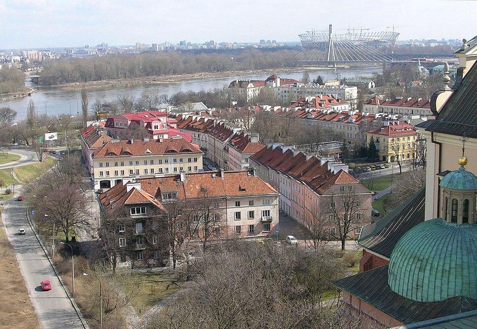 Mariensztat w Warszawie 01