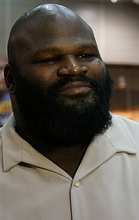 Mark Henry American professional wrestler and weightlifter