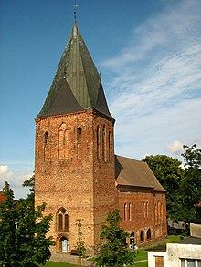 Stadtkirche Marlow