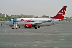 Marsland Aviation Boeing 737-500