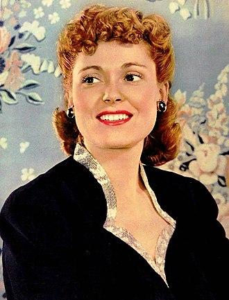 Martha Scott - Scott in 1942