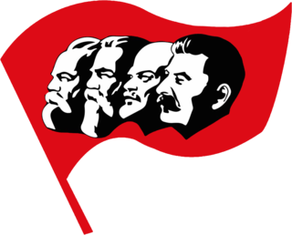 Stalinism theory and practice for developing a communist society