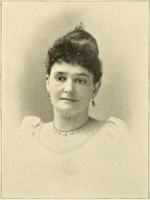 Newton C. Blanchard - Mary Emma Barrett