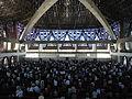 Masjid Raya Sumbar, Jumat perdana.JPG
