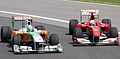 Massa and Liuzzi Canadian GP 2010 (cropped).jpg