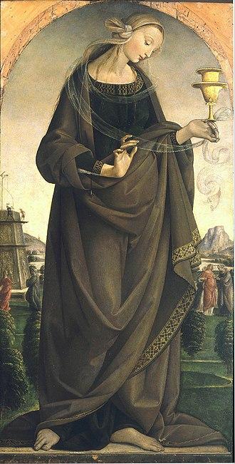 Artemisia II of Caria - Image: Master Of The Story Of Griselda Artemisia WGA14632