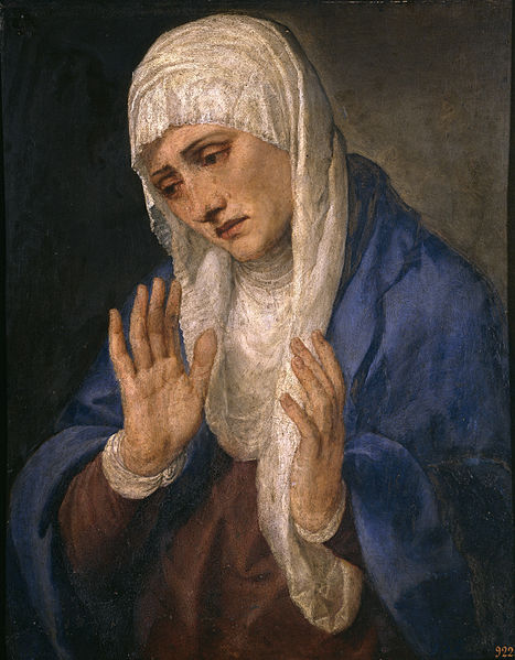 File:Mater Dolorosa with open hands.jpg