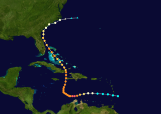 Meteorological history of Hurricane Matthew